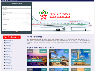 Royal air marco