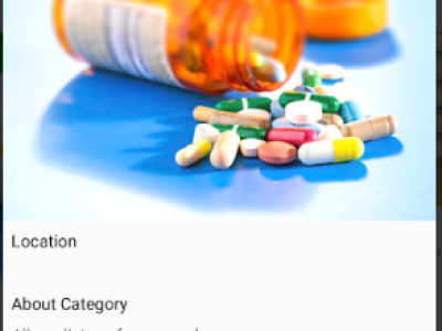 """Get It"" deliver medicines at your doorstep Android App"